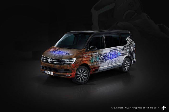 AyGo GmbH Fahrzeug Layout